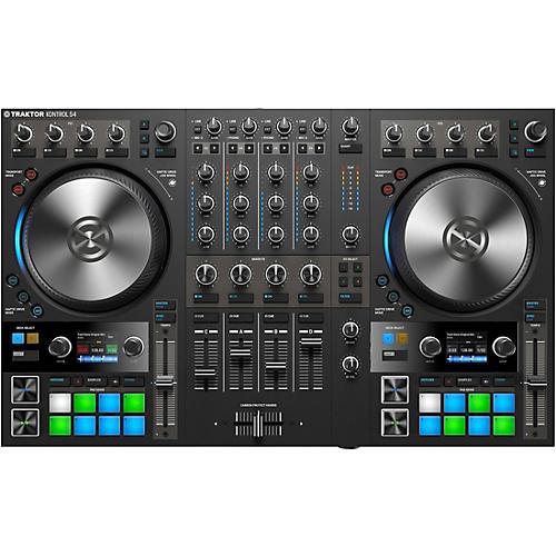 Native Instruments TRAKTOR KONTROL S4 MK3 DJ Controller thumbnail