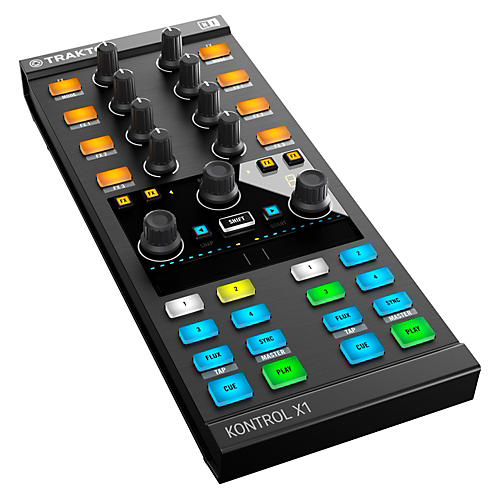 Native Instruments TRAKTOR KONTROL X1 MK2 thumbnail