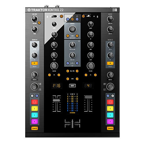 Native Instruments TRAKTOR KONTROL Z2 thumbnail