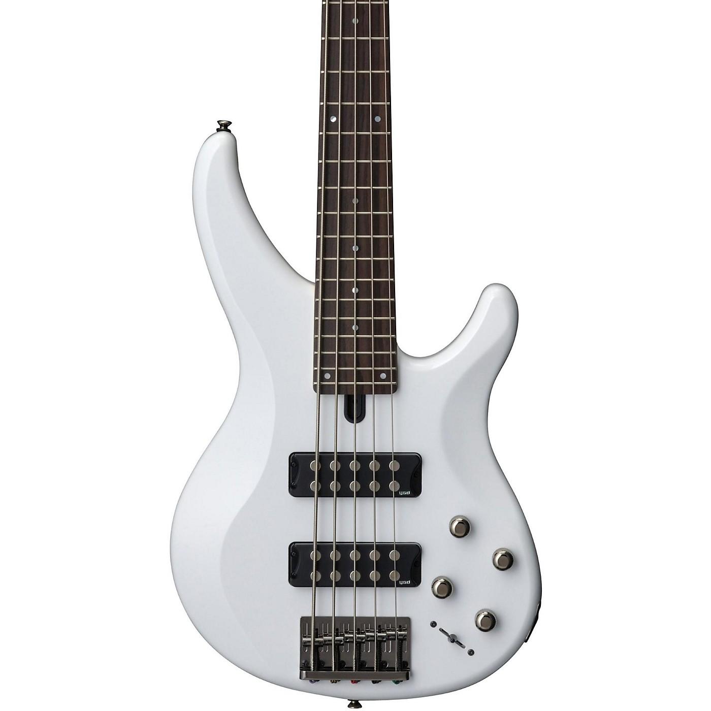Yamaha TRBX305 5-String Electric Bass thumbnail