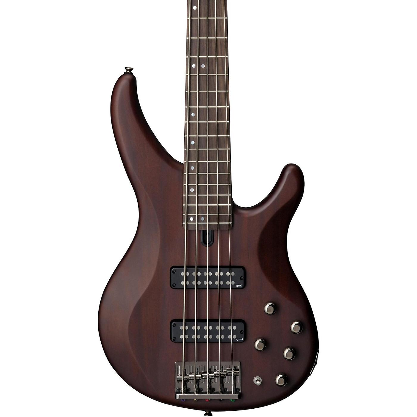 Yamaha TRBX505 5-String Premium Electric Bass thumbnail