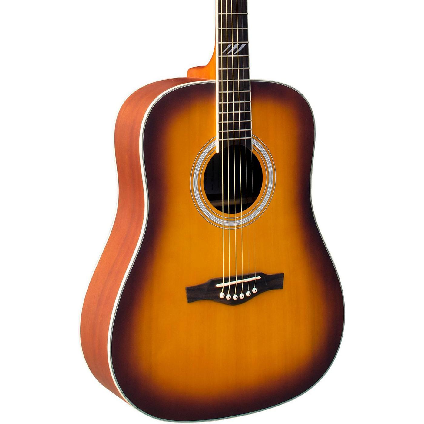EKO TRI Series Dreadnought Acoustic Guitar thumbnail