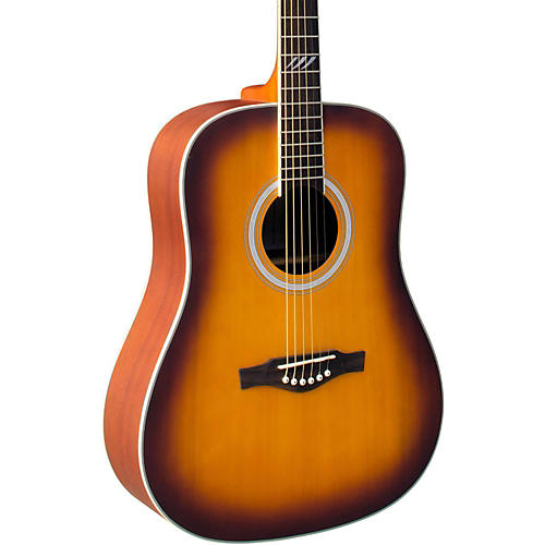 EKO TRI Series Dreadnought Acoustic Guitar thumbnail