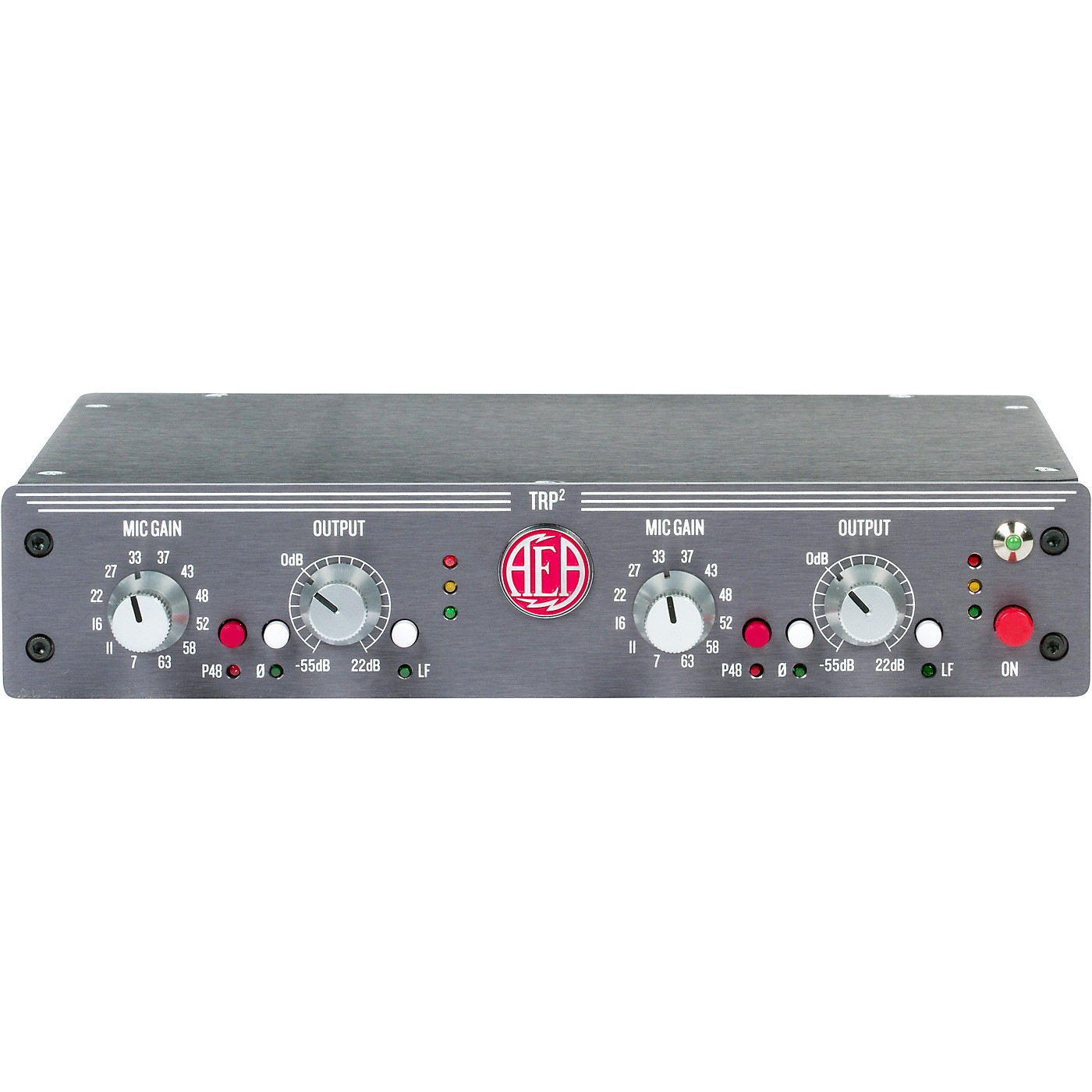 AEA Microphones TRP2 Two-Channel Ribbon Preamp thumbnail