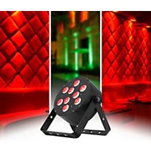 Eliminator Lighting TRiDiSC 9 IR RGB LED Wash Light
