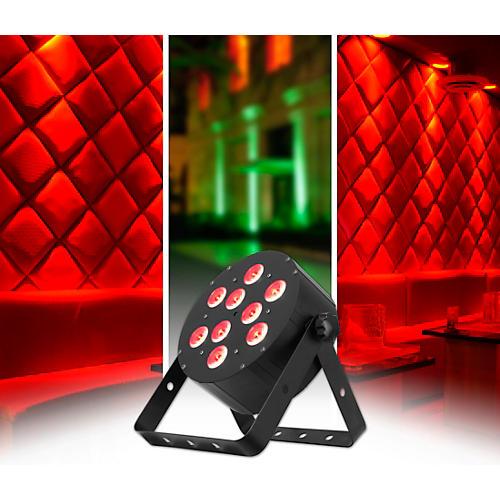 Eliminator Lighting TRiDiSC 9 IR RGB LED Wash Light thumbnail