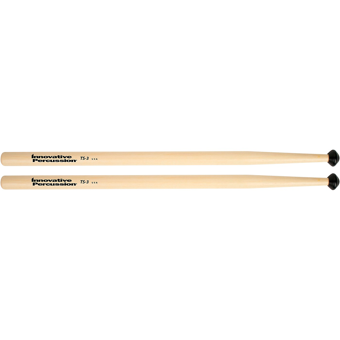 Innovative Percussion TS-3 Multi-Tom Marching Drum Stick thumbnail