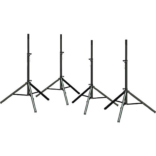 Ultimate Support TS 70b Speaker Stand 4-Pack thumbnail