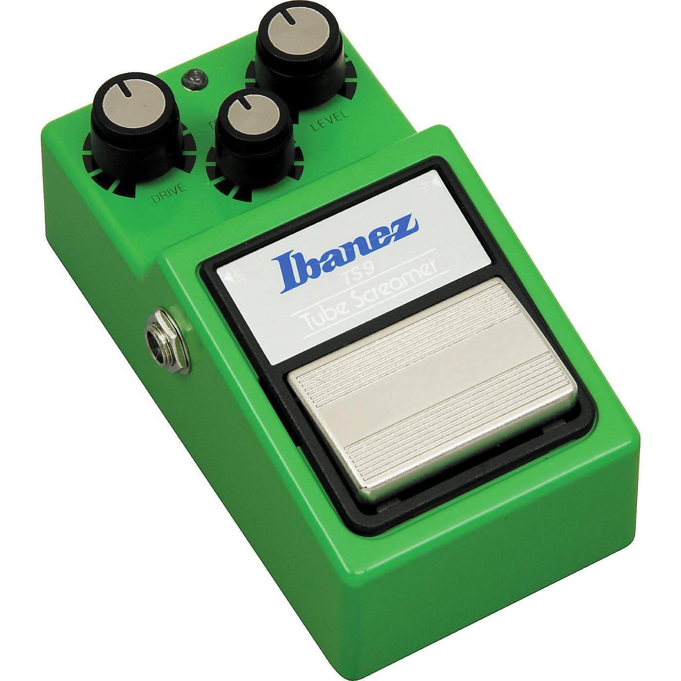 Ibanez TS9 Tube Screamer Effects Pedal thumbnail