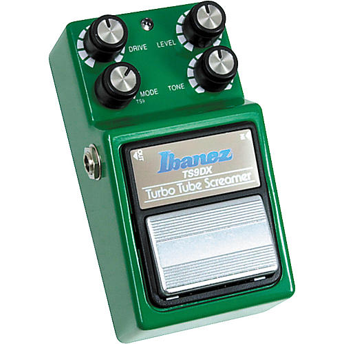 Ibanez TS9DX Turbo Tube Screamer Effects Pedal thumbnail
