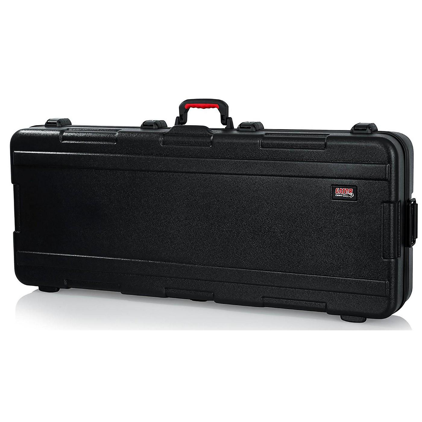 Gator TSA ATA Deep 76-note Keyboard Case with Wheels thumbnail