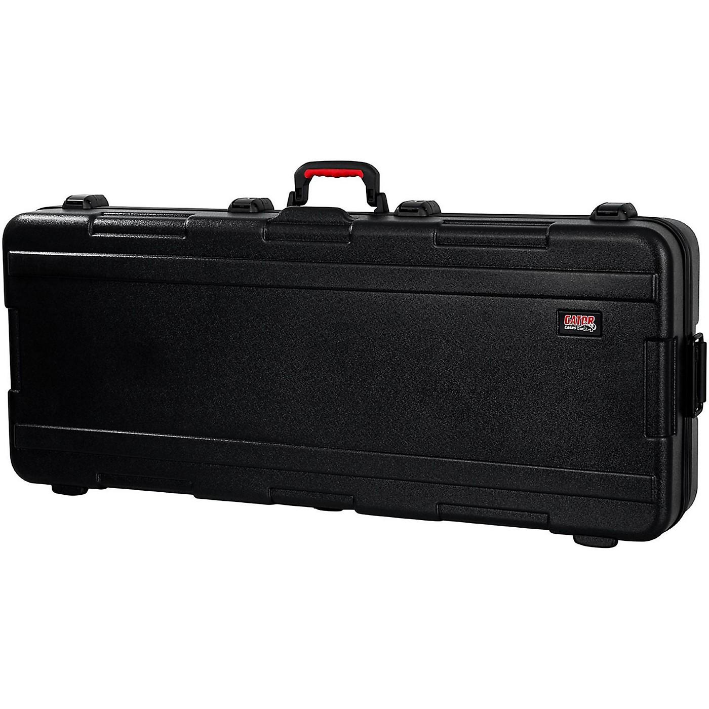 Gator TSA ATA Slim 88-Note Keyboard Case with Wheels thumbnail