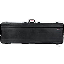 Gator TSA Series ATA Molded Polyethylene Keyboard Case with Wheels