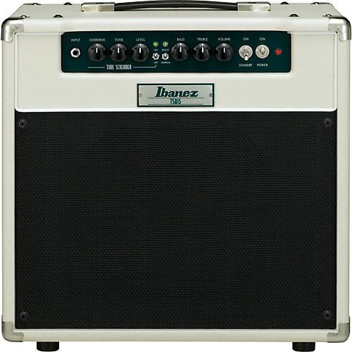 Ibanez TSA15 Tube Screamer 15W 1x12 Tube Guitar Combo Amp thumbnail