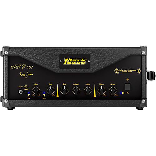 Markbass TTE 501 500W Randy Jackson Signature Tube Bass Amp Head thumbnail