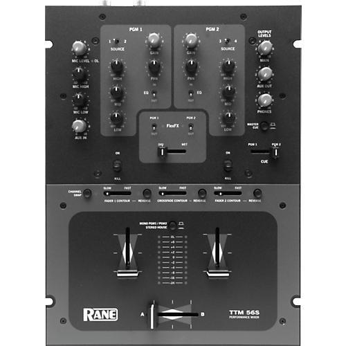 Rane TTM 56S 2-Channel DJ Mixer thumbnail