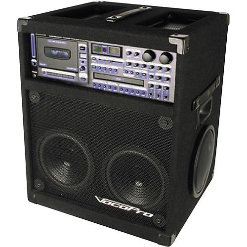 VocoPro TWISTER-RV 250W Karaoke System-thumbnail