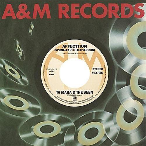Alliance Ta Mara & the Seen - Um X Captain Vinyl: Affecttion/You & Music thumbnail