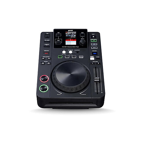 Gemini Tabletop mp3/aac/aiff/wav CD Player-thumbnail