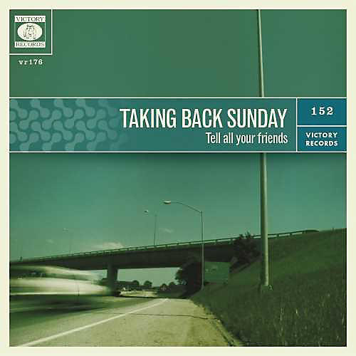 Alliance Taking Back Sunday - Tell All Your Friends thumbnail