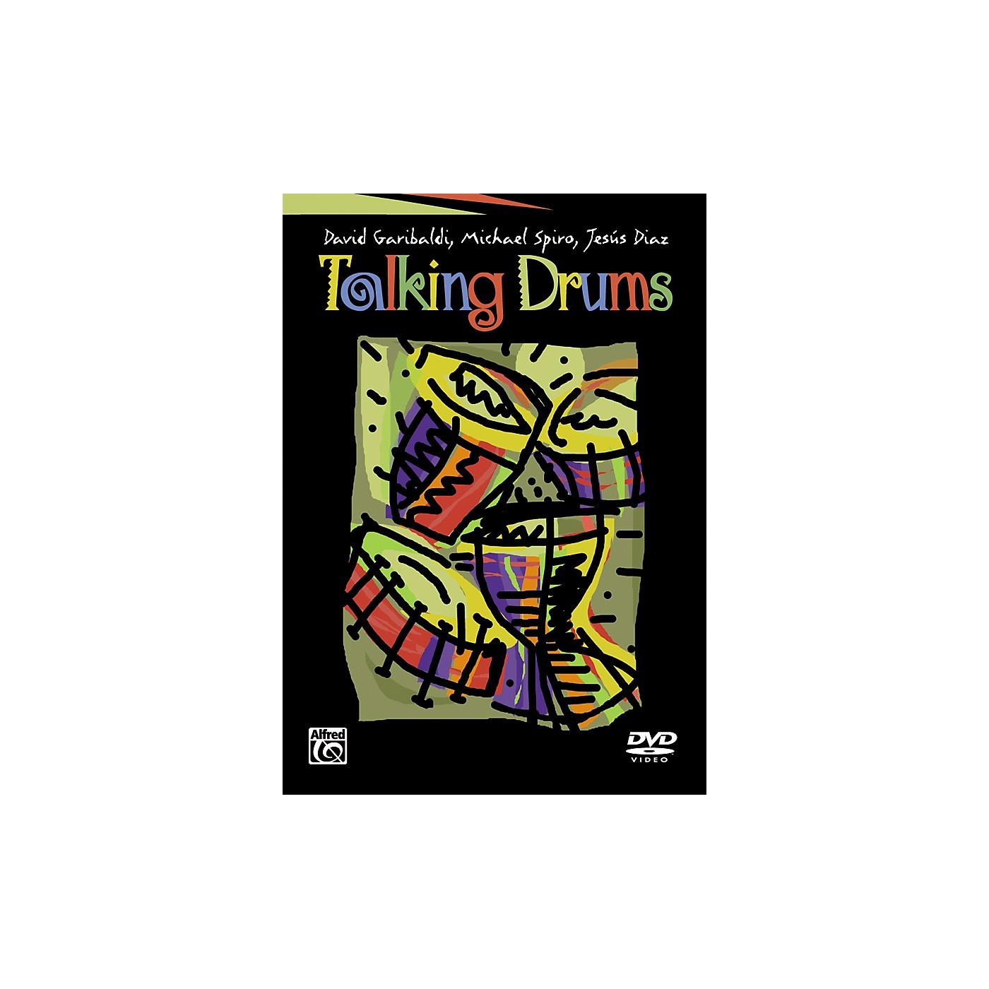 Alfred Talking Drums (DVD) thumbnail