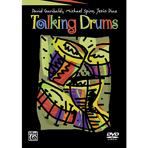Alfred Talking Drums (DVD) thumbnail