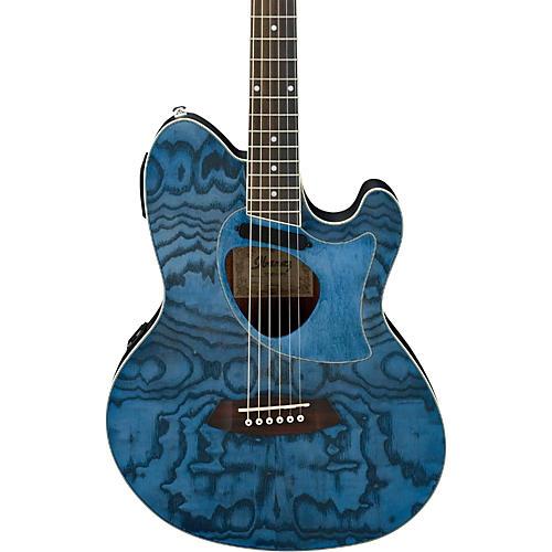 Ibanez Talman Series TCM50DNO Acoustic-Electric Guitar thumbnail