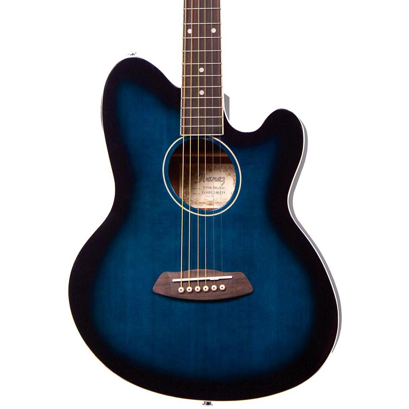 Ibanez Talman TCY10 Acoustic-Electric Guitar thumbnail