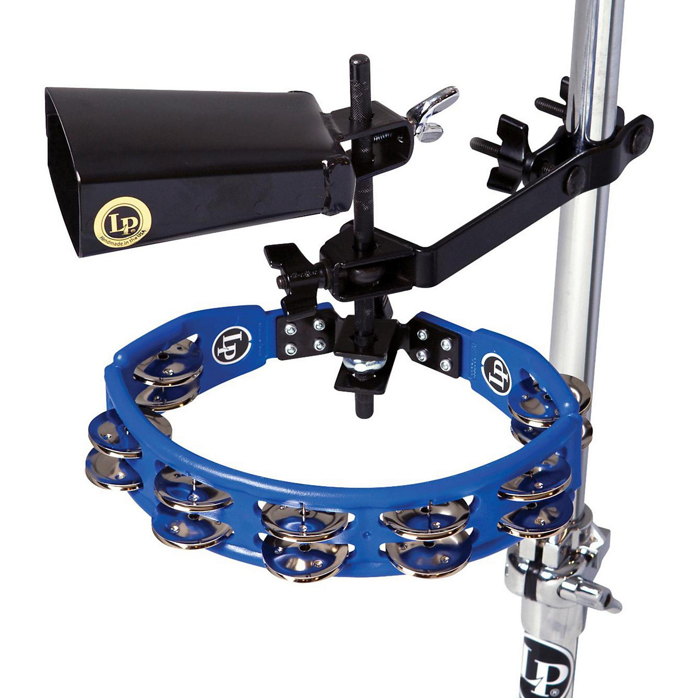 LP Tambourine and Cowbell with Mount Kit thumbnail