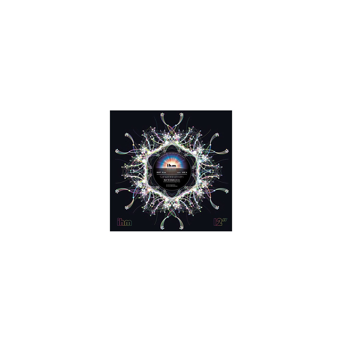 Alliance Tangerine Dream - Run To Vegas / Leviathan thumbnail