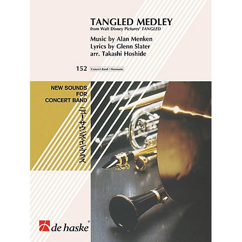 Hal Leonard Tangled Medley Concert Band Gr3 Concert Band thumbnail