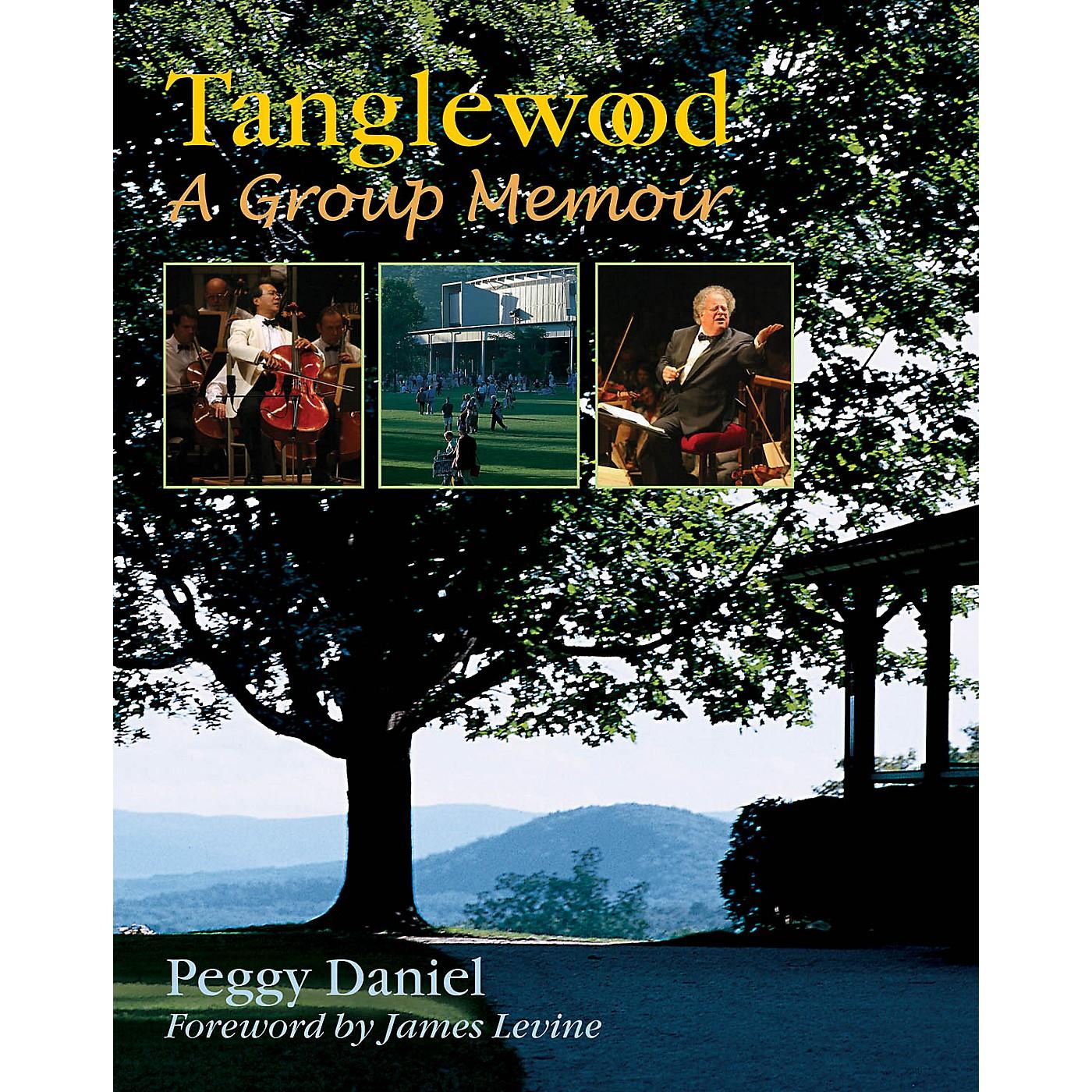 Amadeus Press Tanglewood (A Group Memoir) Amadeus Series Hardcover Written by Peggy Daniel thumbnail