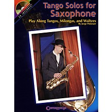 Centerstream Publishing Tango Solos for Saxophone (Play-Along Tangos, Milongas and Waltzes) Instrumental Series Book with CD