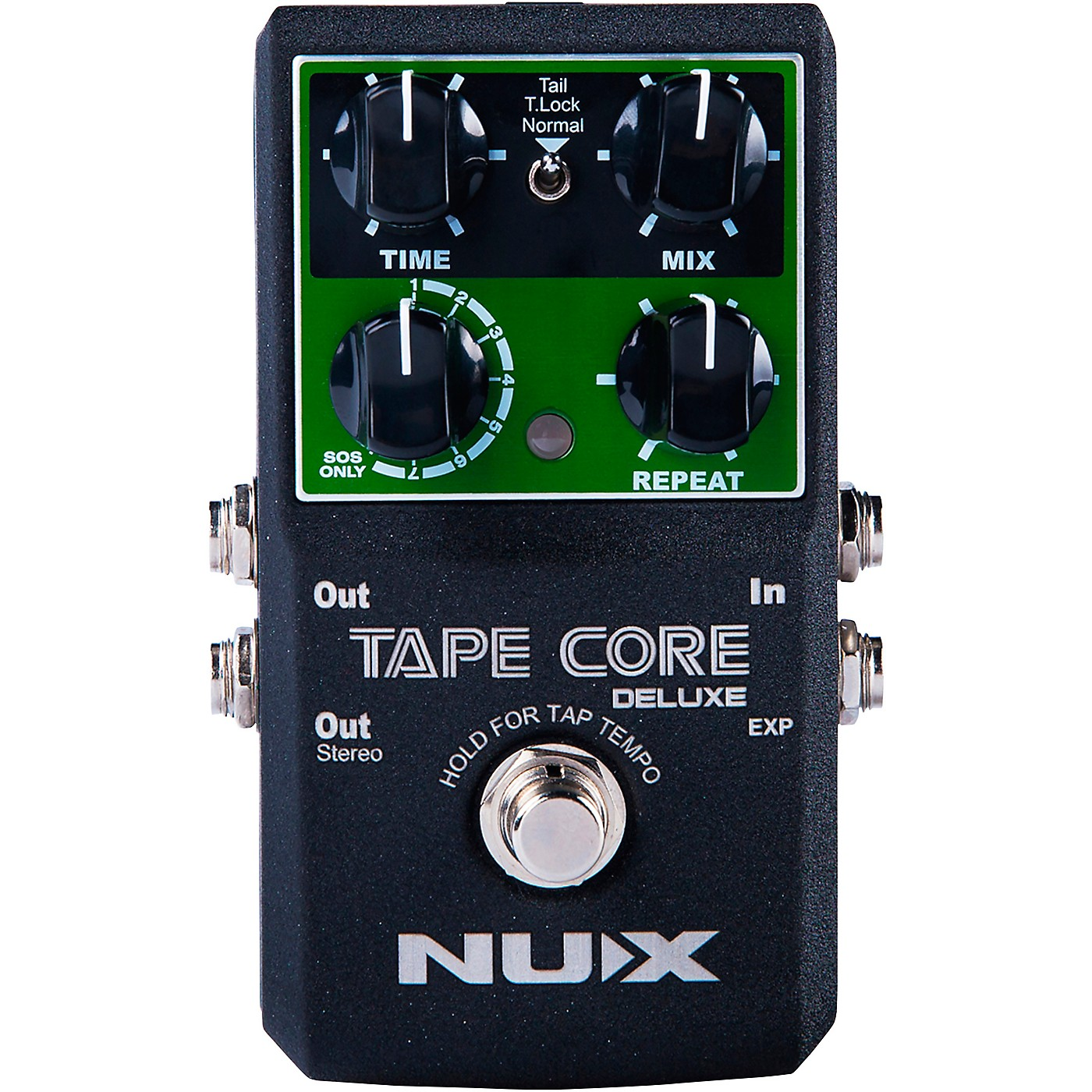 NUX Tape Core Deluxe Tape Echo Effects Pedal thumbnail