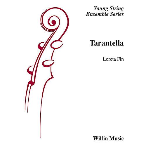 Alfred Tarantella String Orchestra Grade 3 Set thumbnail