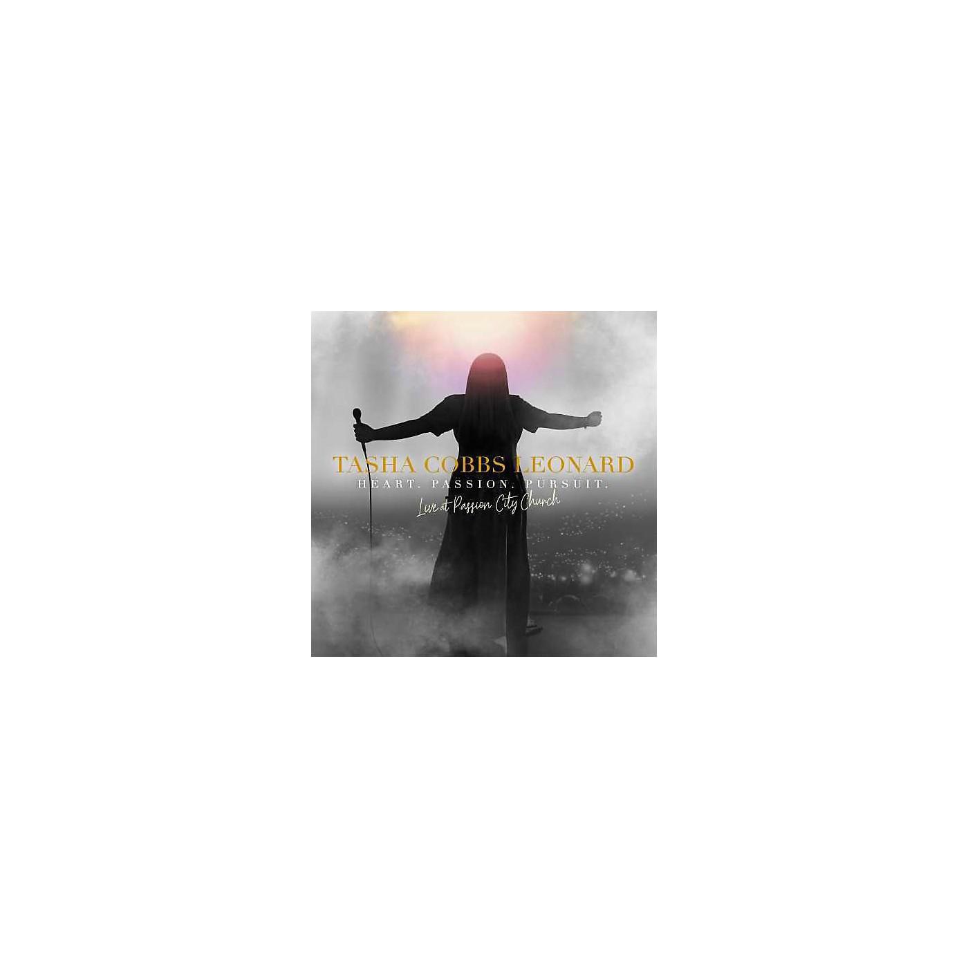 Alliance Tasha Cobbs Leonard - Heart. Passion. Pursuit: Live At Passion City Church (CD) thumbnail