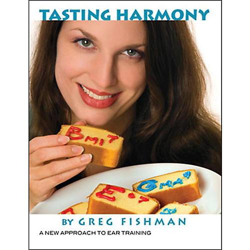 Jamey Aebersold Tasting Harmony - C thumbnail