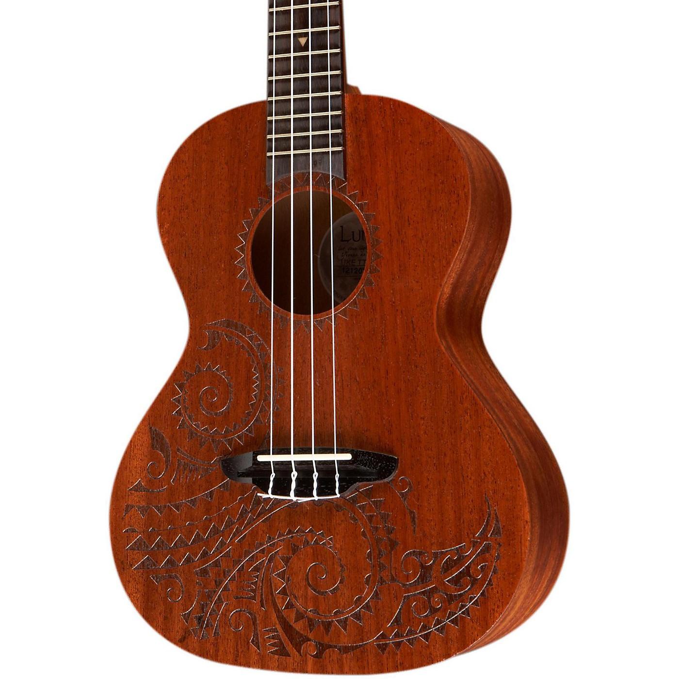 Luna Guitars Tattoo Tenor Ukulele thumbnail