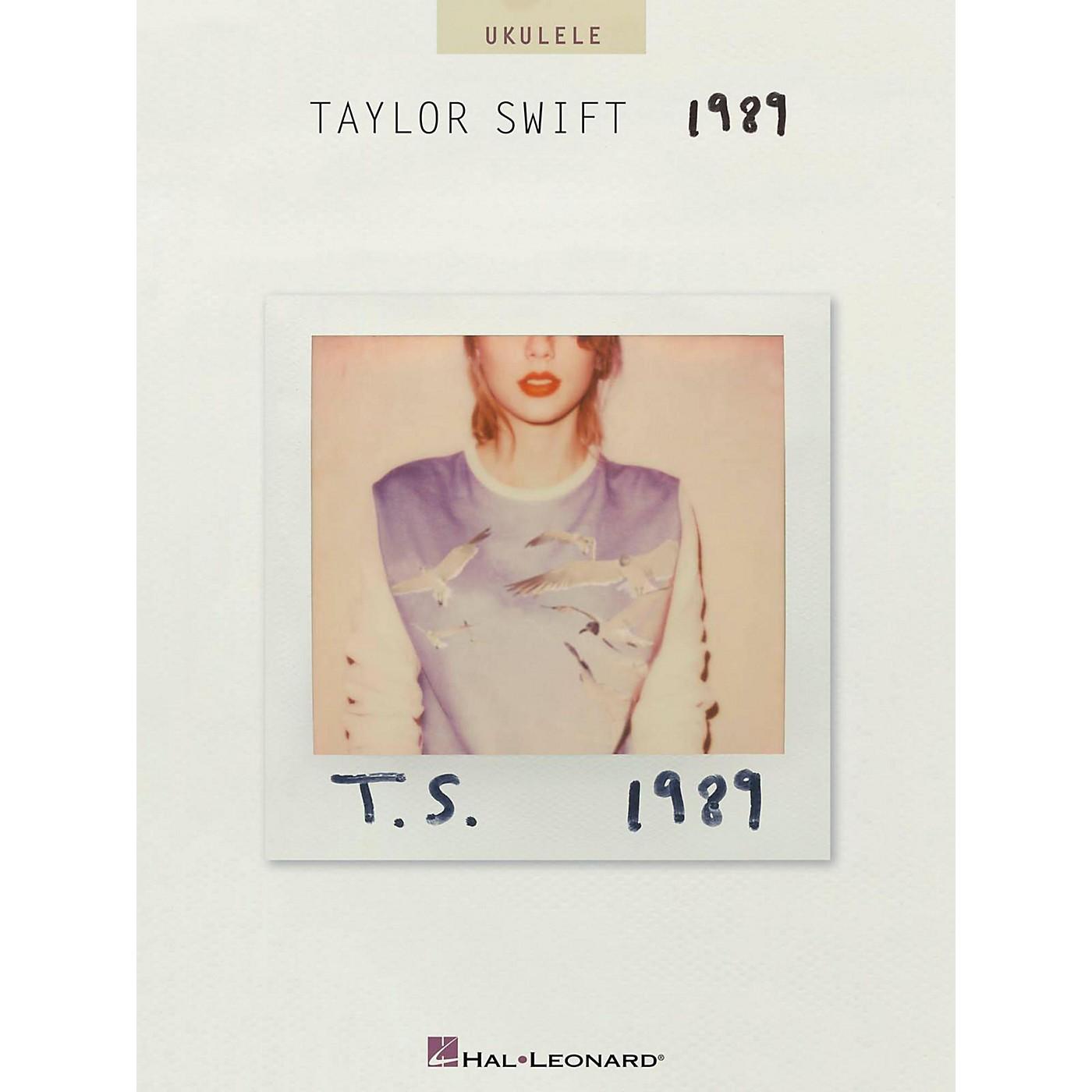 Hal Leonard Taylor Swift - 1989 for Ukulele thumbnail