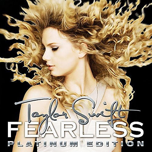 Alliance Taylor Swift - Fearless Platinum Edition thumbnail