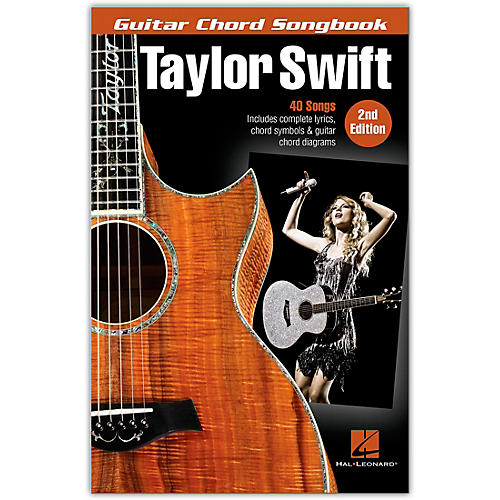 Hal Leonard Taylor Swift - Guitar Chord Songbook - 2nd Edition thumbnail