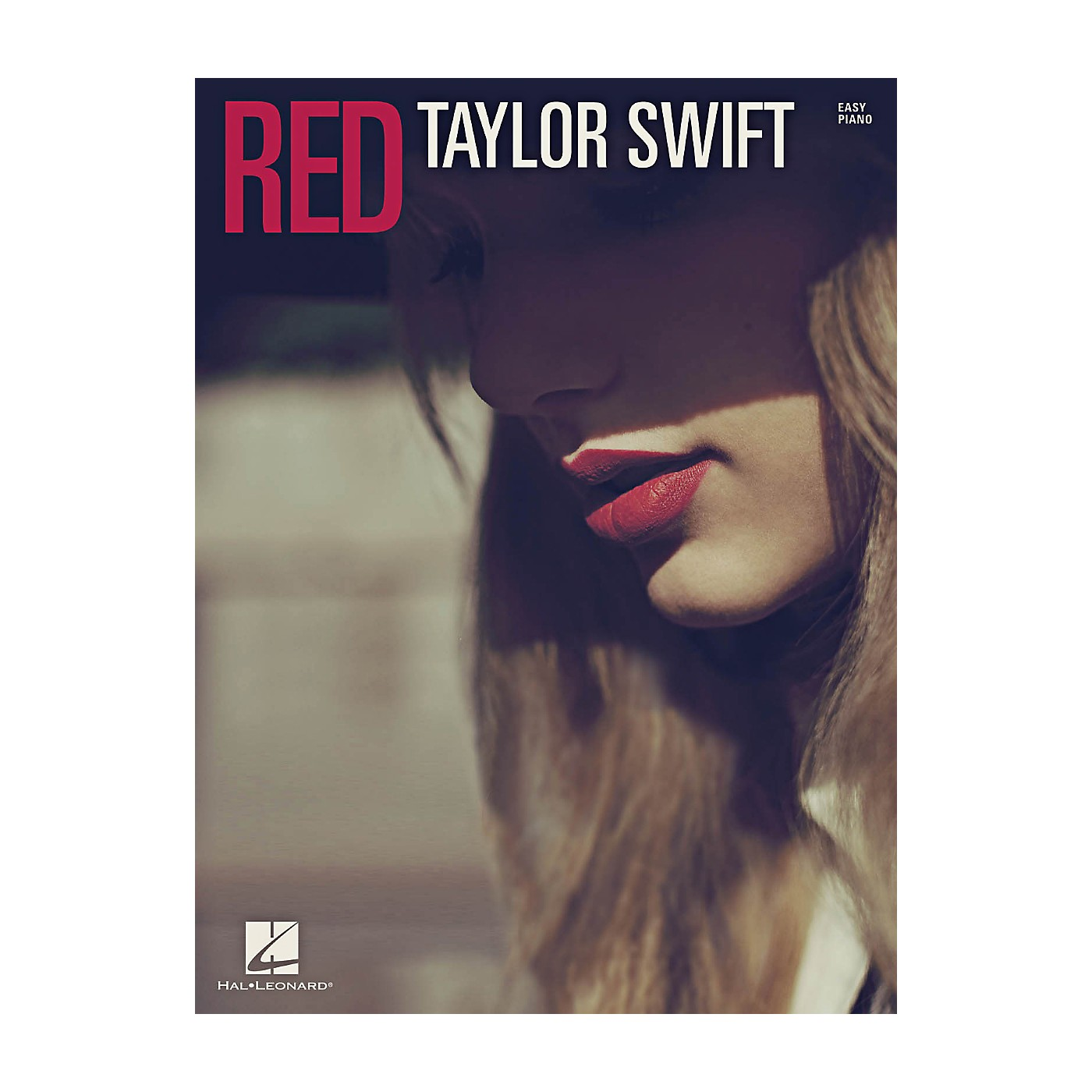Hal Leonard Taylor Swift - Red for Easy Piano thumbnail