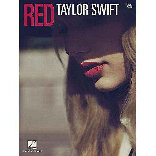 Hal Leonard Taylor Swift - Red for Easy Piano-thumbnail