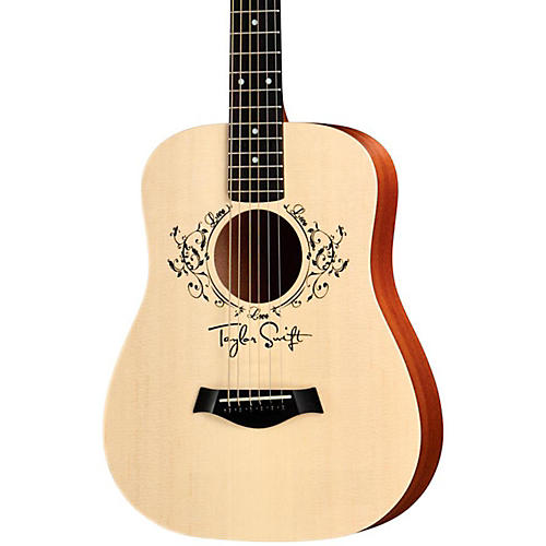 Taylor Taylor Swift Signature Baby Acoustic Guitar-thumbnail