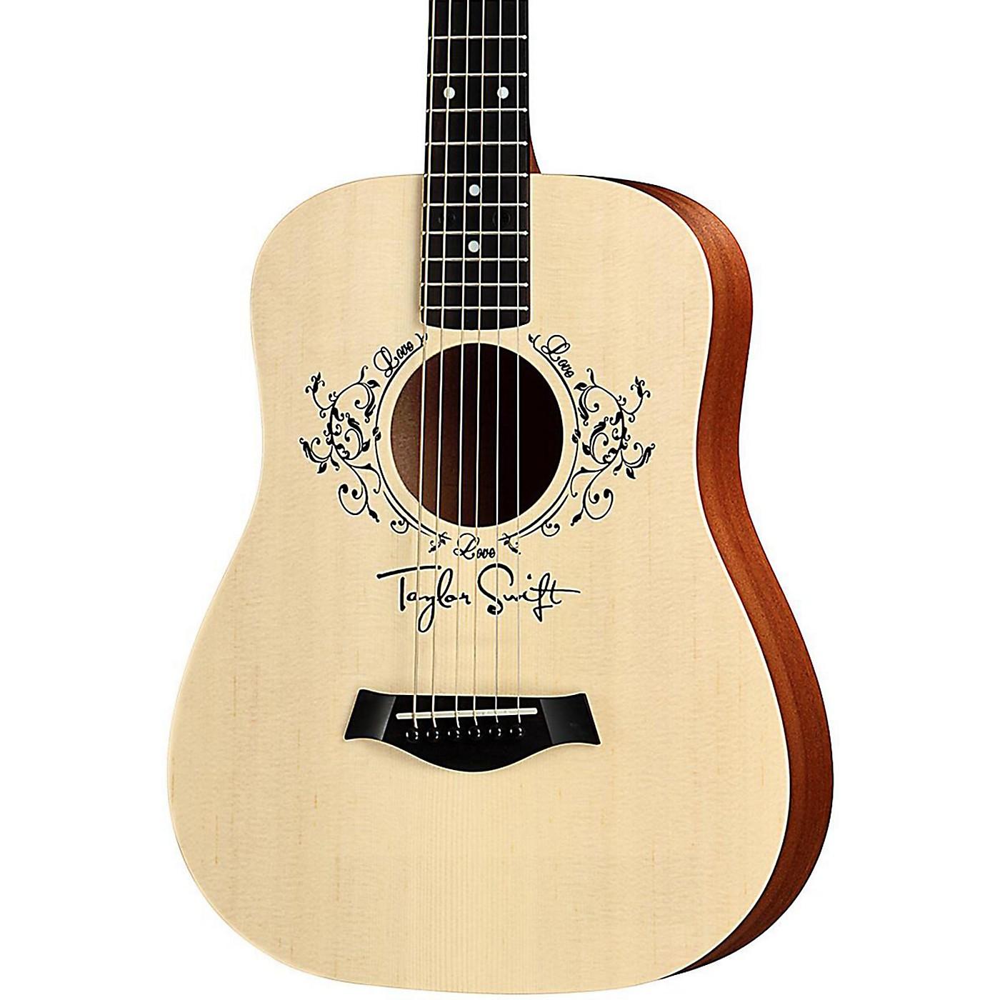 Taylor Taylor Swift Signature Baby Taylor Acoustic-Electric Guitar thumbnail