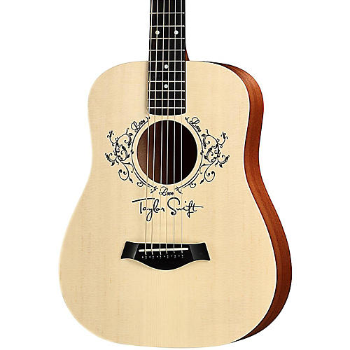 Taylor Taylor Swift Signature Baby Taylor Acoustic-Electric Guitar thumbnail