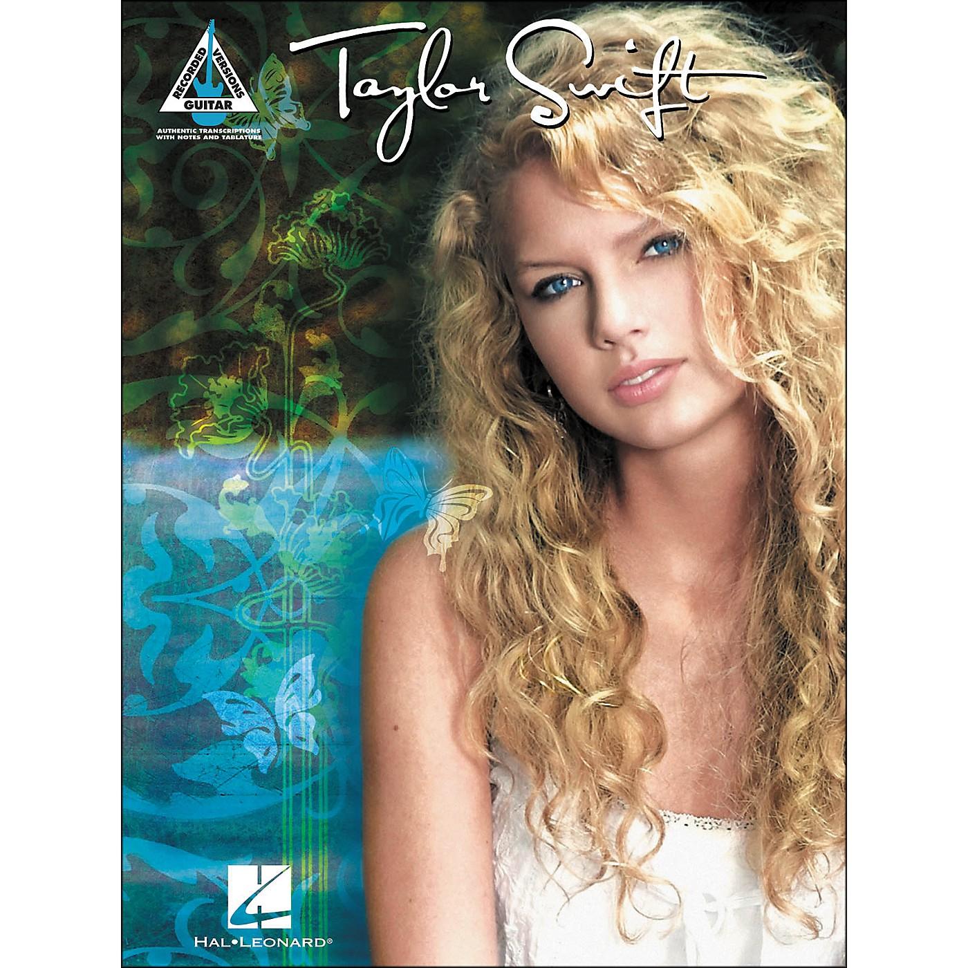 Hal Leonard Taylor Swift Tab Book thumbnail