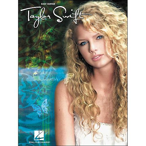 Hal Leonard Taylor Swift for Easy Guitar Tab-thumbnail