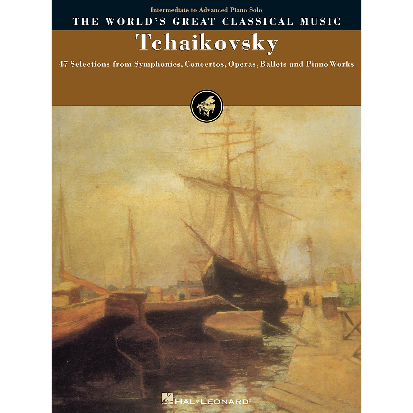 Hal Leonard Tchaikovsky World's Greatest Classical Music Series (Intermediate) thumbnail