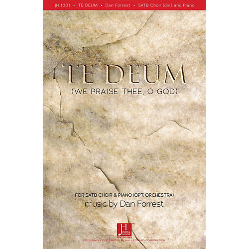 Fred Bock Music Te Deum (We Praise Thee, O God) SATB 5 PACK Composed by Dan Forrest thumbnail